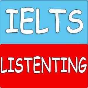 IELTS Listening Life Skills