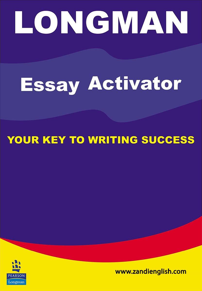 دانلود کتاب Longman Essay Activator