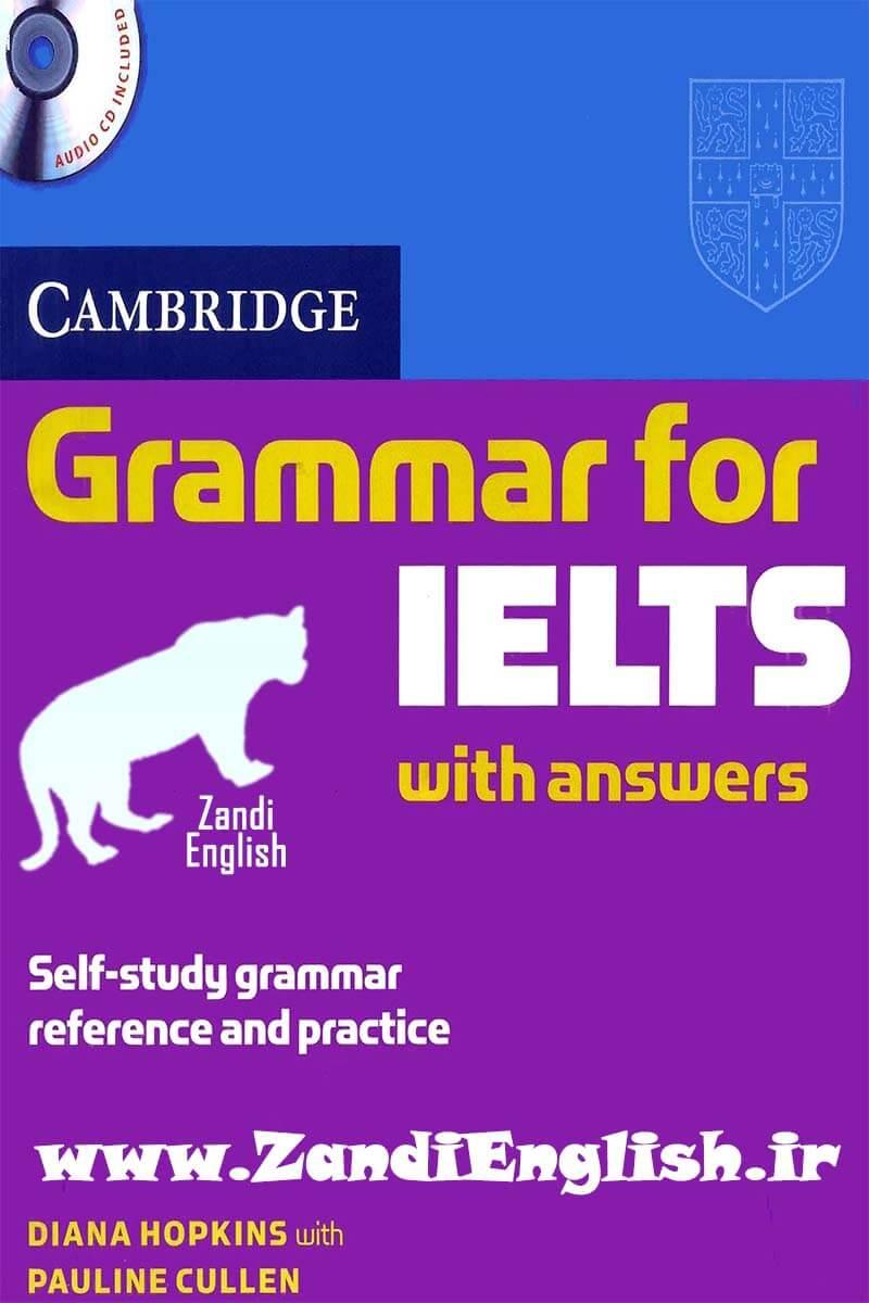 دانلود رایگان کتاب Grammar for IELTS