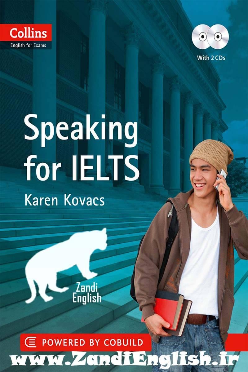 دانلود رایگان کتاب Collins Speaking for IELTS