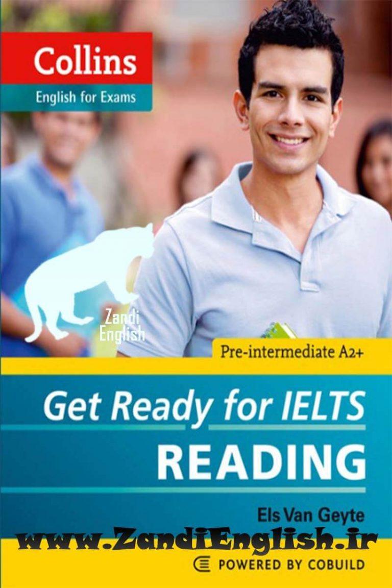 دانلود رایگان کتاب Get Ready For IELTS Reading