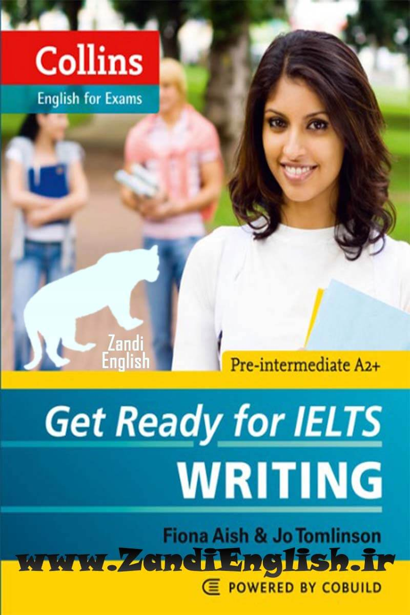 دانلود رایگان کتاب Get Ready For IELTS Writing