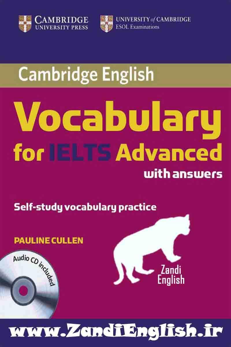 دانلود رایگان کتاب Vocabulary For IELTS Advanced
