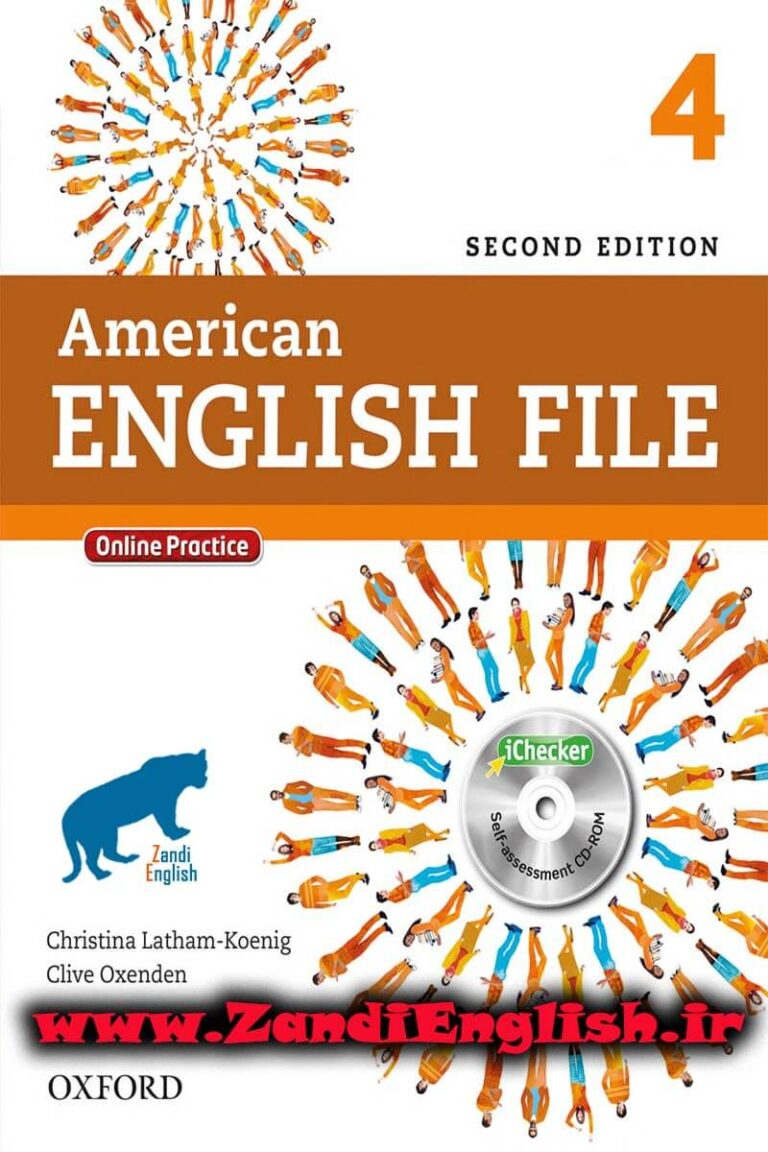 دانلود رایگان کتاب American English File 4