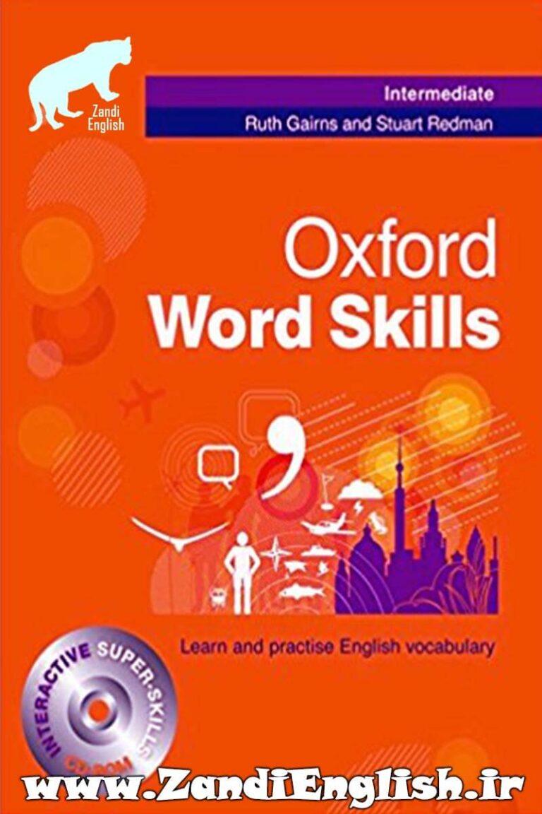 دانلود رایگان کتاب Oxford Word Skills Intermediate
