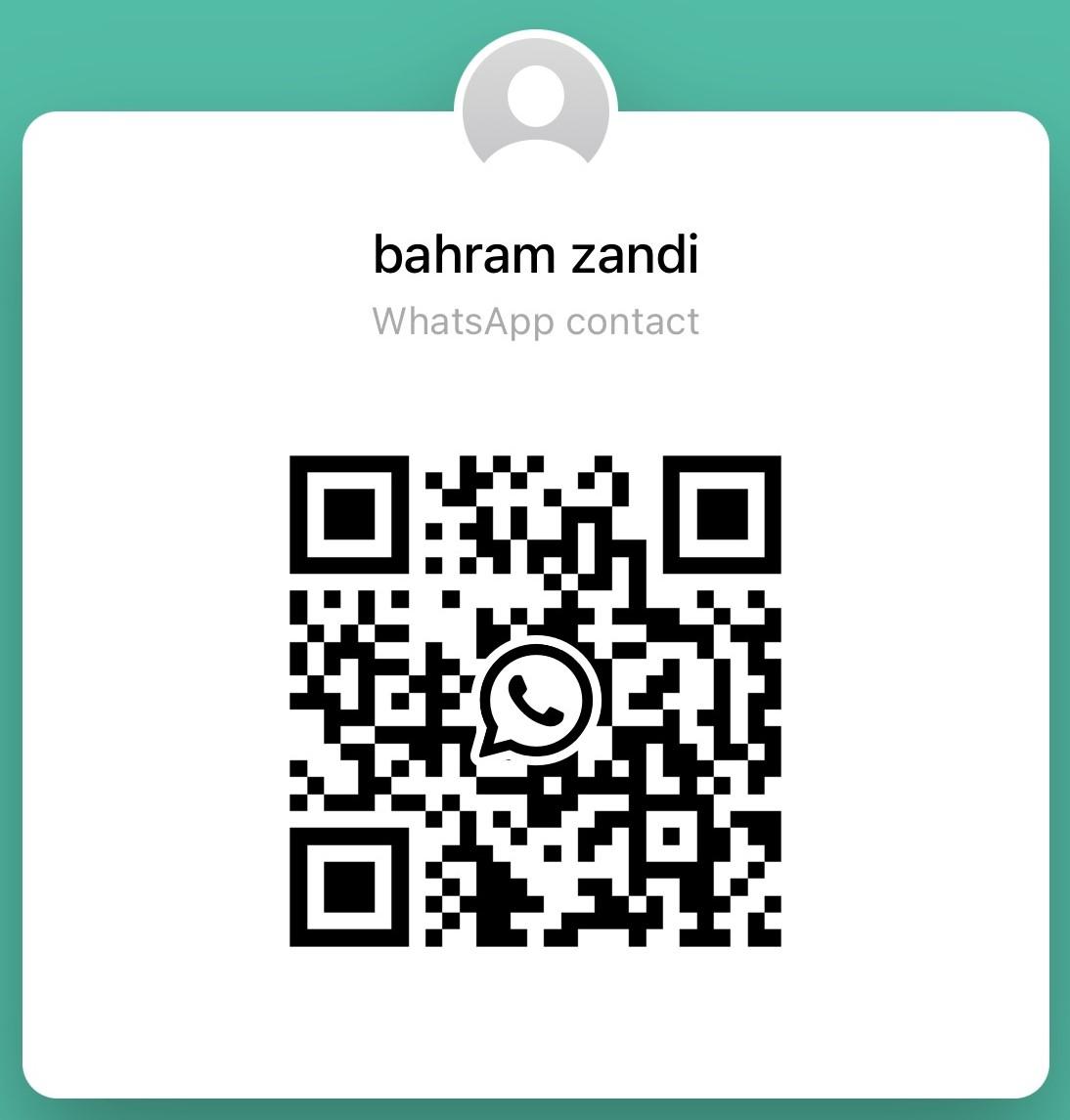 WhatsApp Contact Zandi