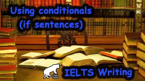 How to develop your vocabulary in IELTS writing